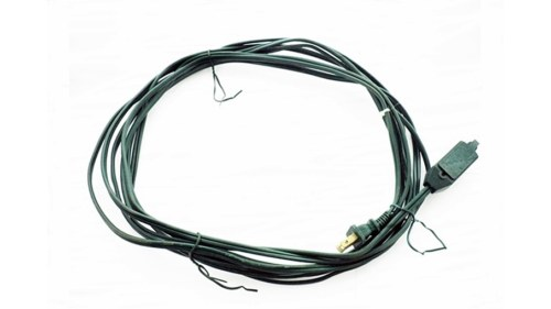 20 Foot Green 3 Outlet Indoor-Outdoor Extension Cord