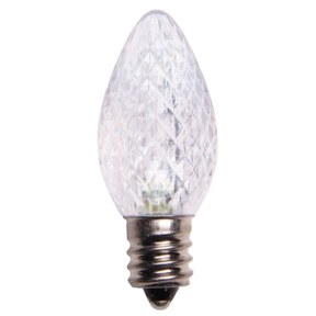C7 LED Retrofit Cool White Steady Burn Bulb