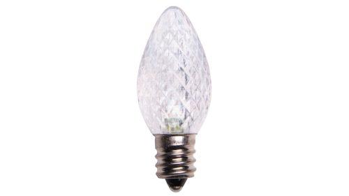 C7 LED Retrofit Cool White Steady Burn Bulb