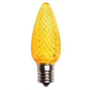 C9 LED Retrofit Yellow Replacement Bulb