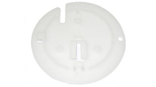General Foam Blow Mold Back Plate Rear View