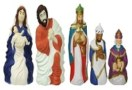 Nativity Scenes-Wisemen