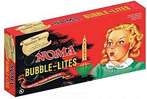 Noma Bubble Lites Retail Box