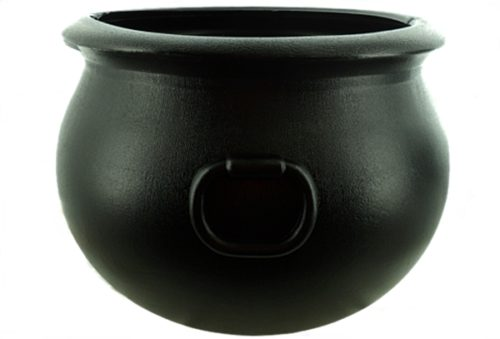 Union Products 22 Inch Witch's Cauldron Halloween Blow Mold
