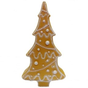 Union Products Gingerbread Tree Christmas Blow Mold