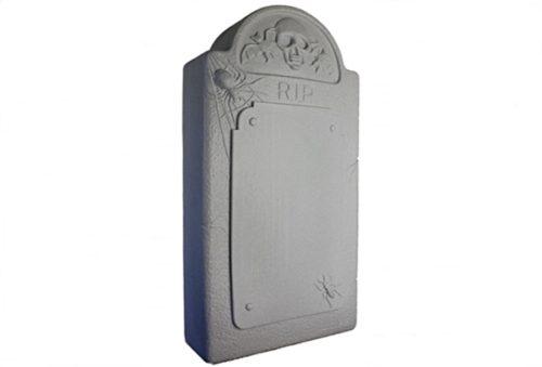 Union Products Light up Gravestone Halloween Blow Mold